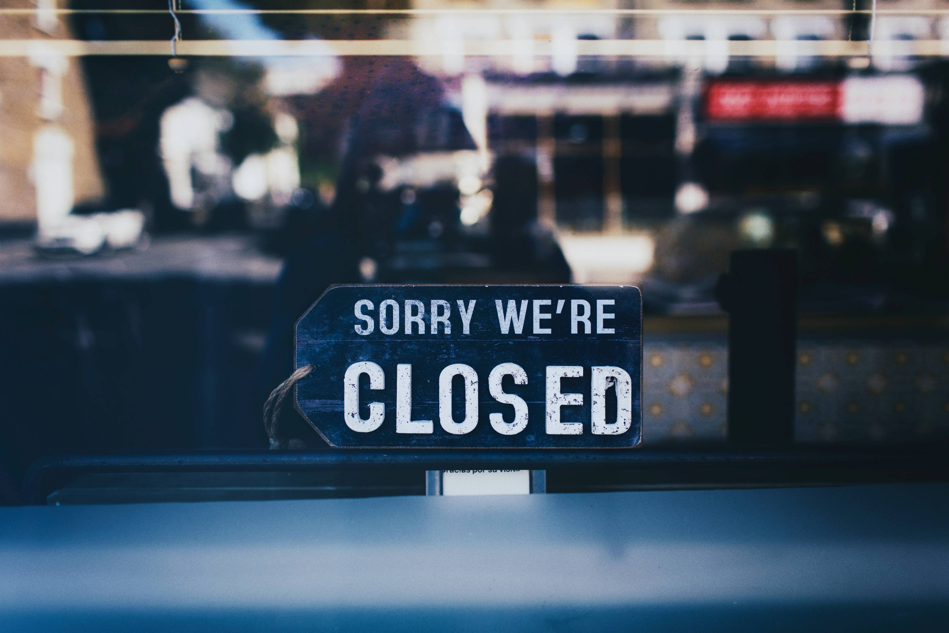 closed-sign-business