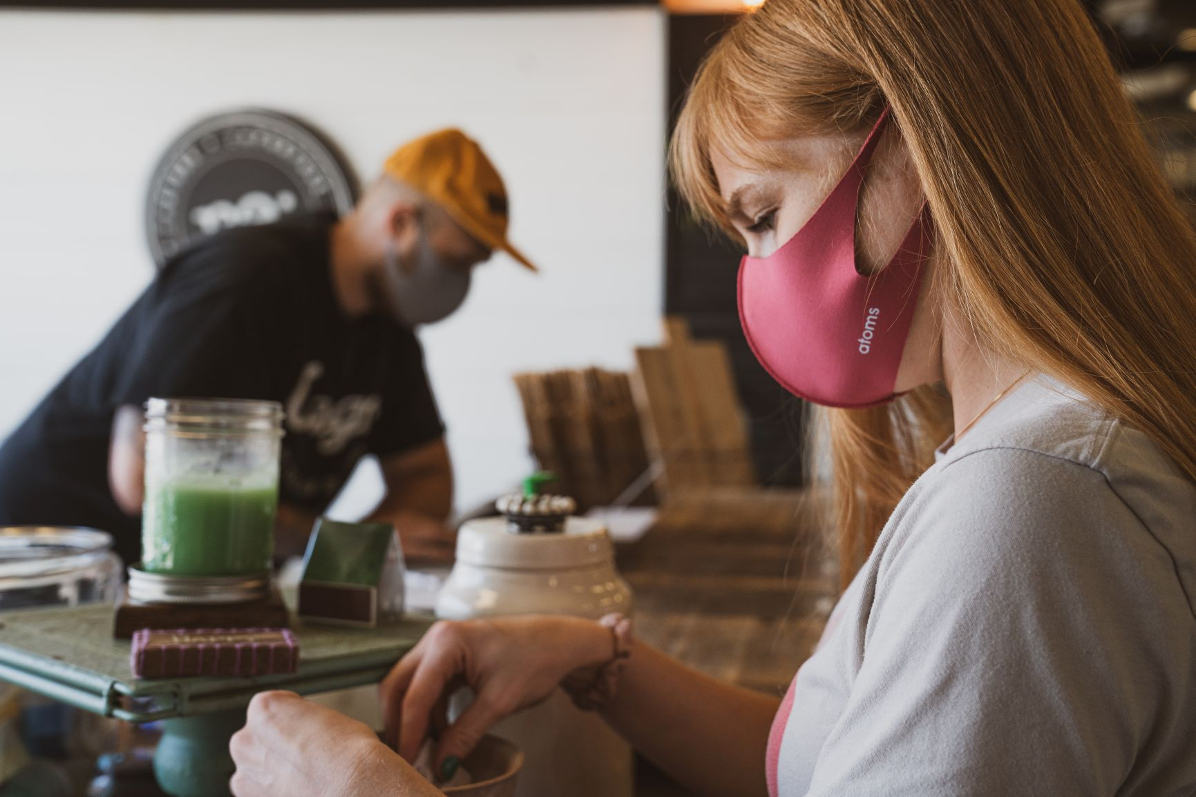 mask-at-work